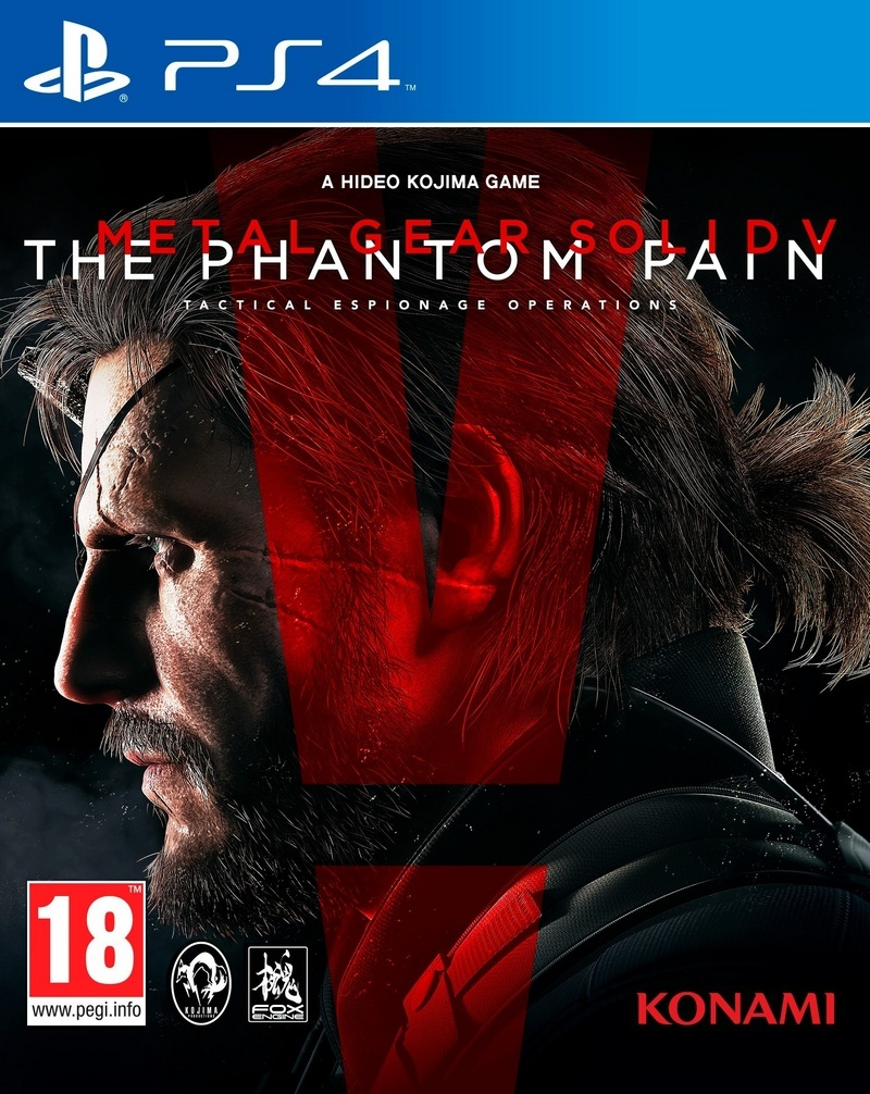 Metal Gear Solid V (PS4)