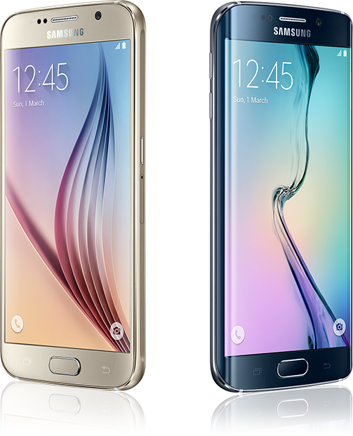 Samsung Galaxy S6 e S6 Edge